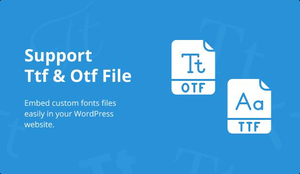 Jeg Font Preview - Easy Digital Downloads Extension WordPress Plugin - 3