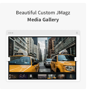 JMagz - Tech News Review Magazine WordPress Theme - 9